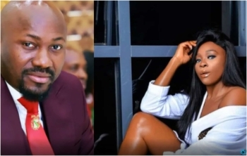 """""""Stop sending message of encouragement to me"""" Apostle Suleman breaks silence on alleged scandal with actress Chioma"""